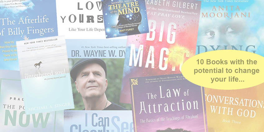 10 Spiritual Reads With The Potential To Change Your Life