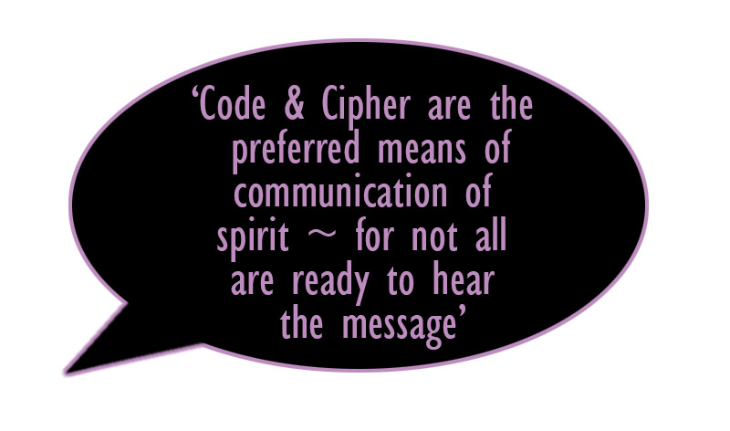 code and cipher
